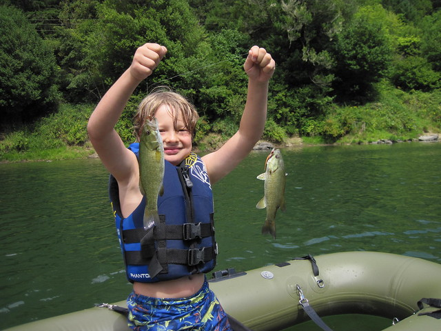 jack with double smallies