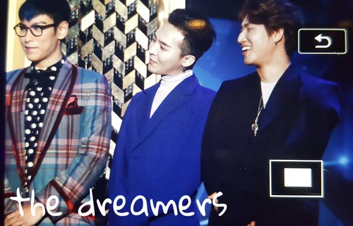 Big Bang - The 5th Gaon Char K-Pop Awards - 17feb2016 - The Dreamers - 07