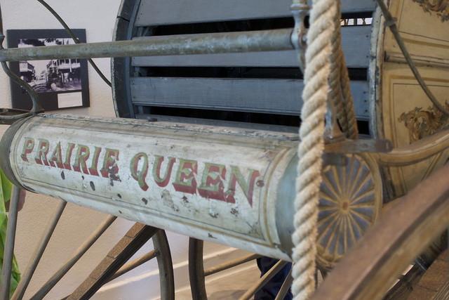 The Prairie Queen