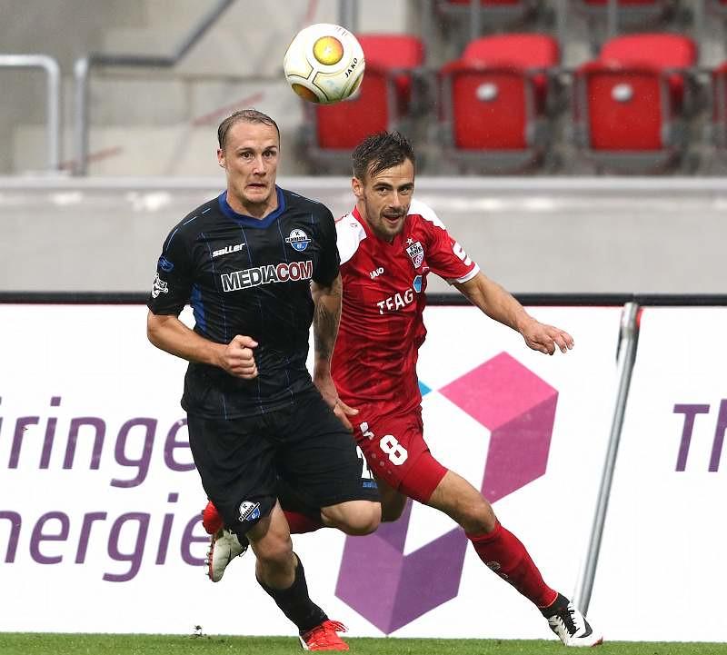 17.09.2016   FC Rot-Weiß Erfurt vs. SC Paderborn 1-3, Foto: Frank Steinhorst-Pressefoto