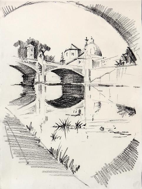 Ponte Vittorio - Roma, IT