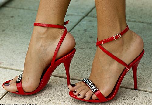 red heels by bistrazzimarco