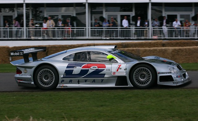 Mercedes-Benz CLK GTR (Race)