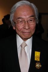 Personalidades de la sociedad japonesa reciben la Condecoración de la Orden Mexicana del Águila Azteca