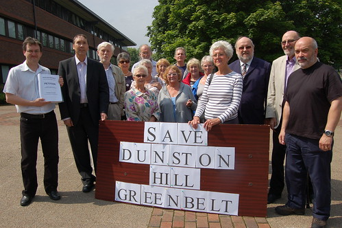 Dunston Hill petition Jul 12 4