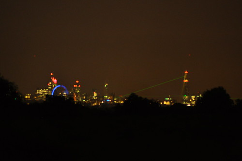 Shard lasers from Sawyer's Hill