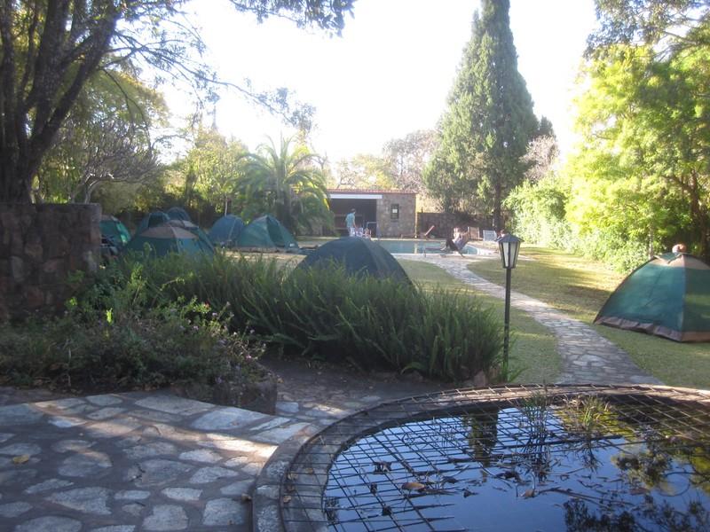Burke's Paradise Zimbabwe Africa