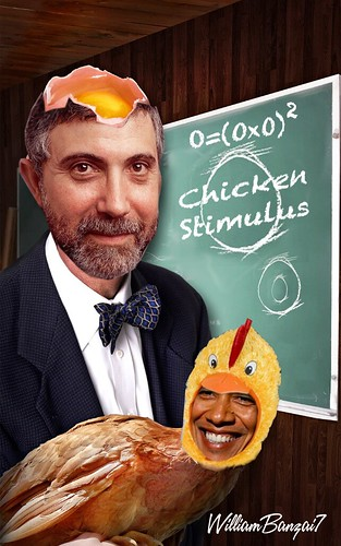 CHICKEN STIM by Colonel Flick
