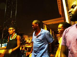 Tashira, Mac, Gail and Xavier
