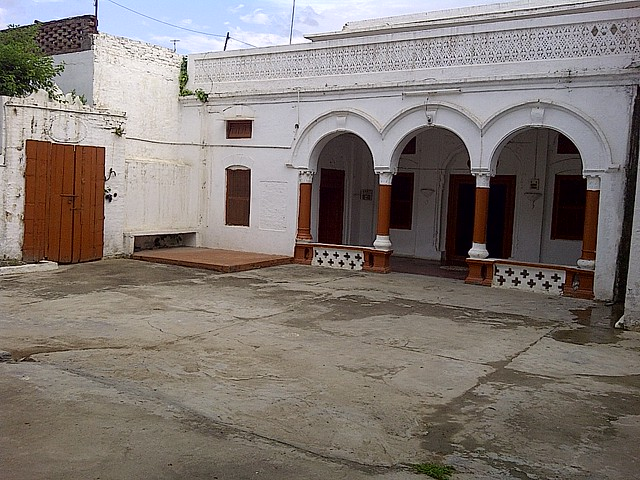 Major Aziz Bhatti Shaheed- Haveli