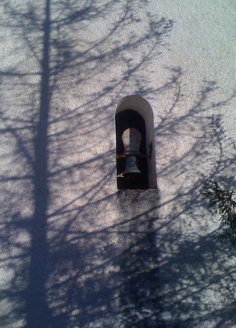 Sombra en el campanario