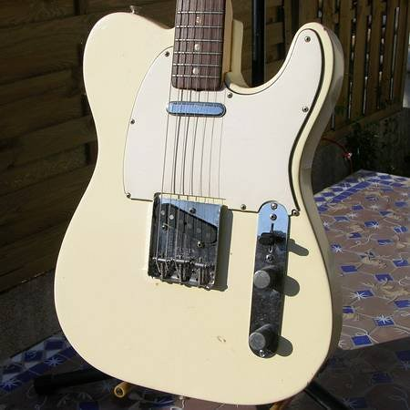 Photo:Fender Guitar  27 By Larry Ziffle