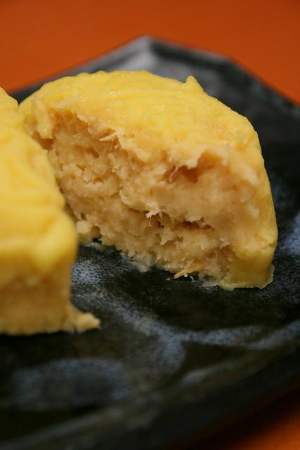 Man Fu Yuan's Mao Shan Wang mooncake