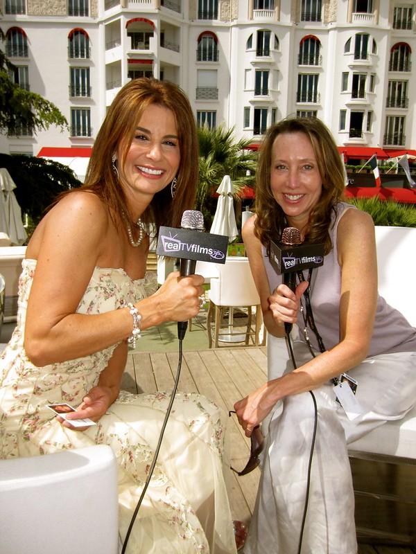 Lynn Maggio, Kellie Koppel, Cannes Film Festival 2012
