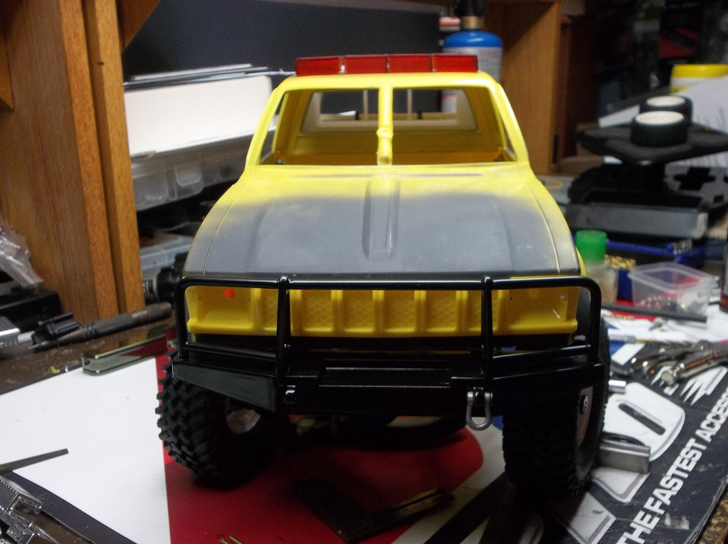 emergency off road search and rescue vehicle