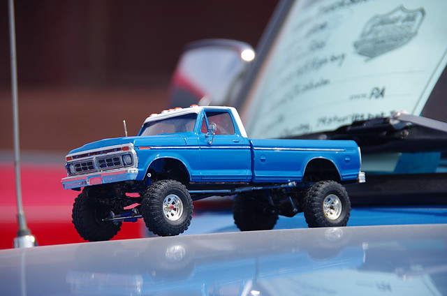 Ford 4x4 Model : Ford f quot highboy pickup truck model flickr
