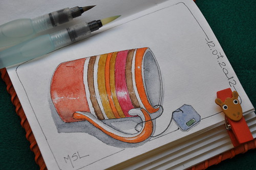 EDM Challenge #4: Draw your cup or mug