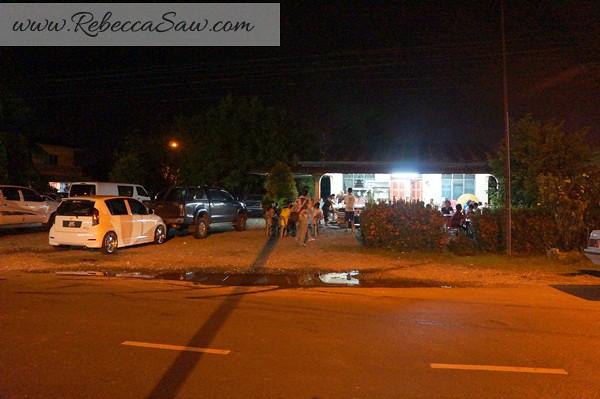 Tomato Kiaw Mee Stall, Kampung Stutong Baru, Sarawak