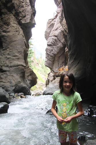 Box Canyon Falls