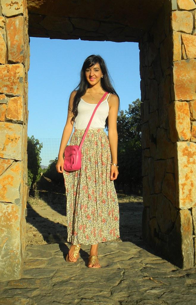 Floral Maxi Skirt_1