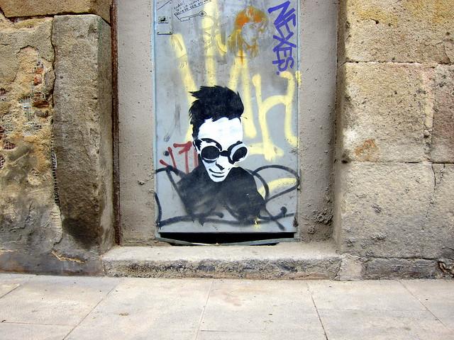 stencil | sm 172 | barcelona