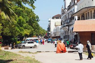 Image of Bharmal Building. africa tanzania zanzibar stonetown unguja tauck harveybarrison hbarrison