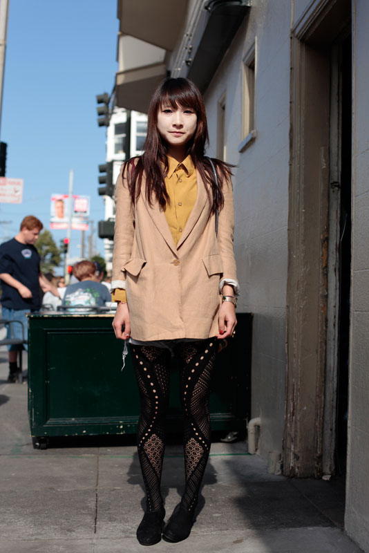 judy san francisco street fashion style