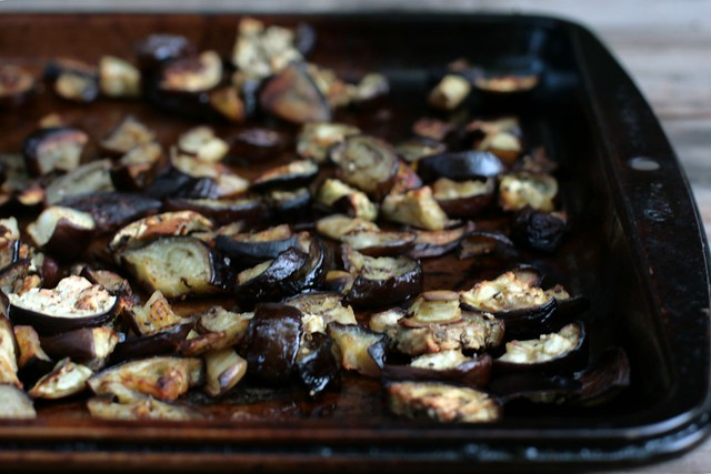 eggplant home fries