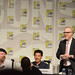 Small photo of Jamie Hyneman , Grant Imahara, Adam Savage