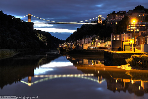 Clifton Suspension Bridge (Explored)