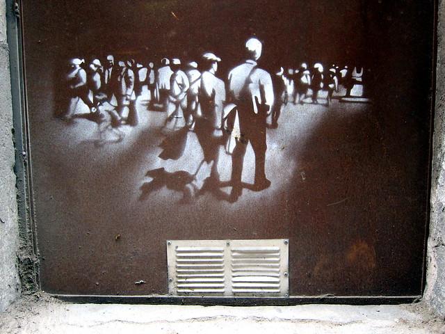 stencil | barcelona 2012