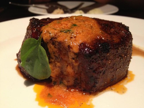 Michael Jordan Steak House Chicago