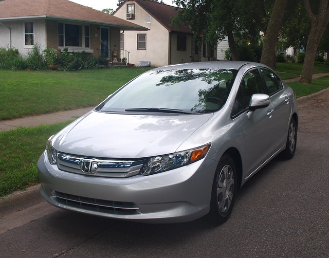 2012 Honda Civic Hybrid 2