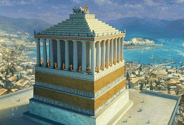 Mausoleum at Halicarnassus02