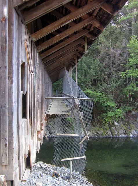 Eunice Williams Covered Bridge