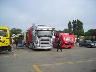 Scania R480 - Truck racing Sweden (SWE)