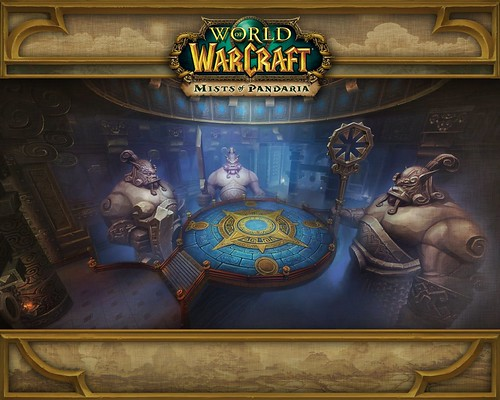 Mists Of Pandaria Mogu'shan Vaults Boss Strategy Guide