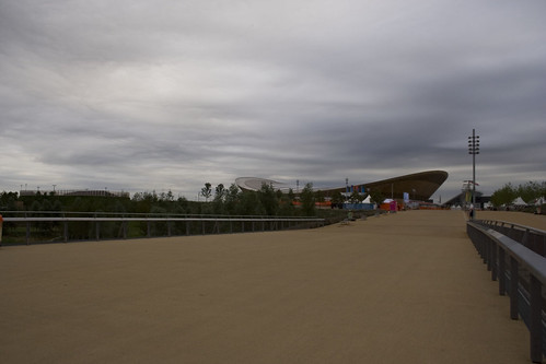 Olympic Park at Stratford