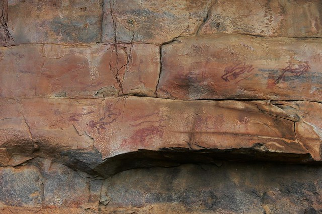 Ubirr Aboriginal Art Site - Kakadu National Park, Northern Territory, Australia