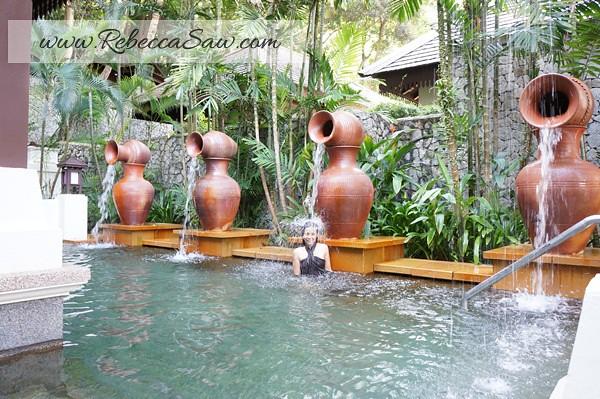 spa village pangkor laut resort - rebecca saw