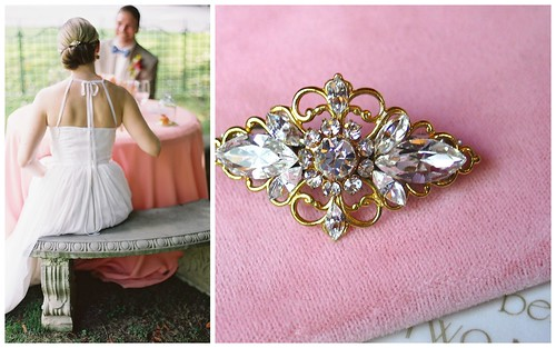 {Vintage Meets Modern} Bridal Style by Nina Renee Designs