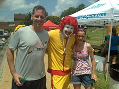 Ronald McDonald House benefits from Corizon Corporate and Operations fundraising efforts
