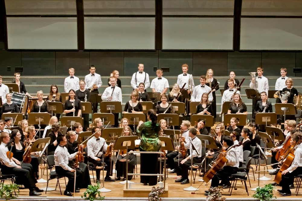 Milwaukee Youth Symphony Orchestra 2012 Tour of the Czech Republic and Austria