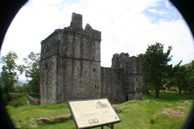 Carnassarie Castle, Kilmartin Glen