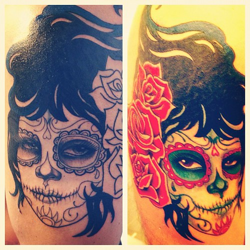 Mask Tattoos