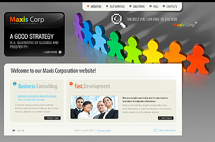 Flash site 26913 Maxis corp