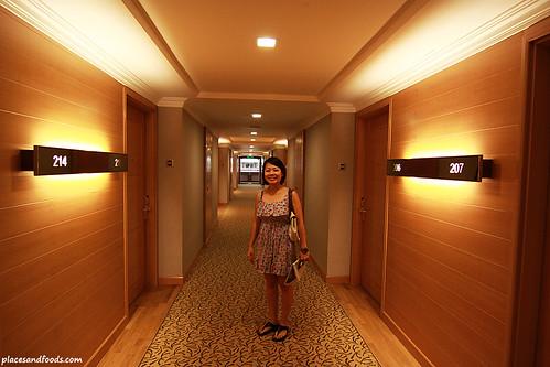 Equatorial hotel penang corridor