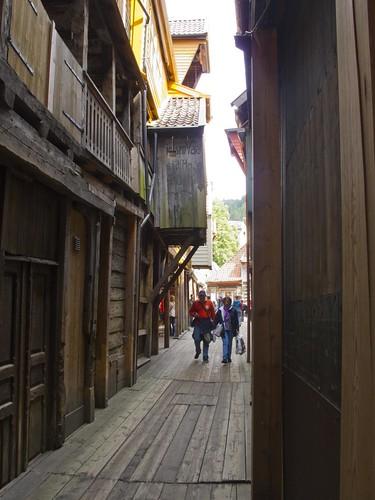 15 Calles Interior del Bryggen