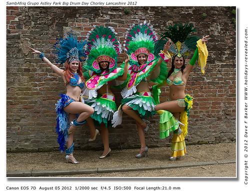IMG_5060 SambAfriq Grupo Astley Park Big Drum Day Chorley Lancashire 2012