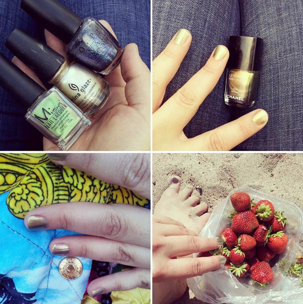 Clara naglar